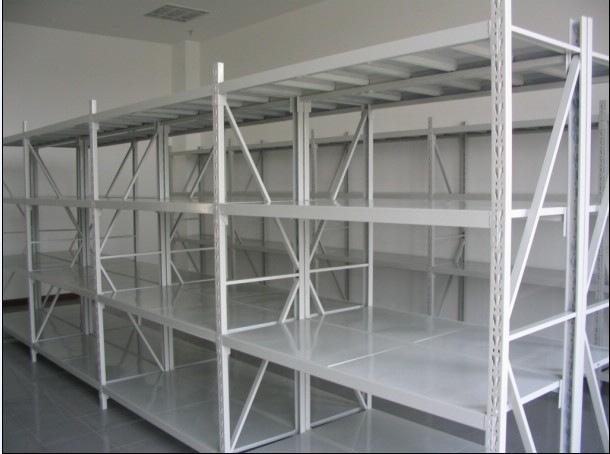 1500*500*2000 4层(长*宽*高 mm)  轻型货架特点 本产品结构